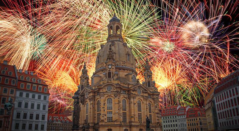 Dresden, Frauenkirche | DRS17450