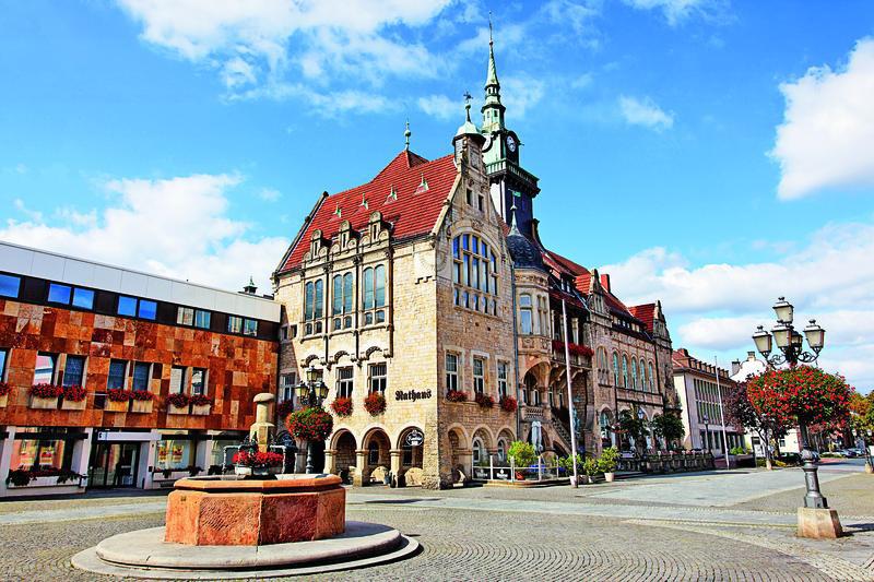 Bückeburg, Rathaus | BDM13300