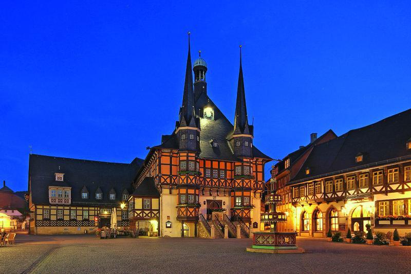 Wernigerode, Rathaus | QUE14110