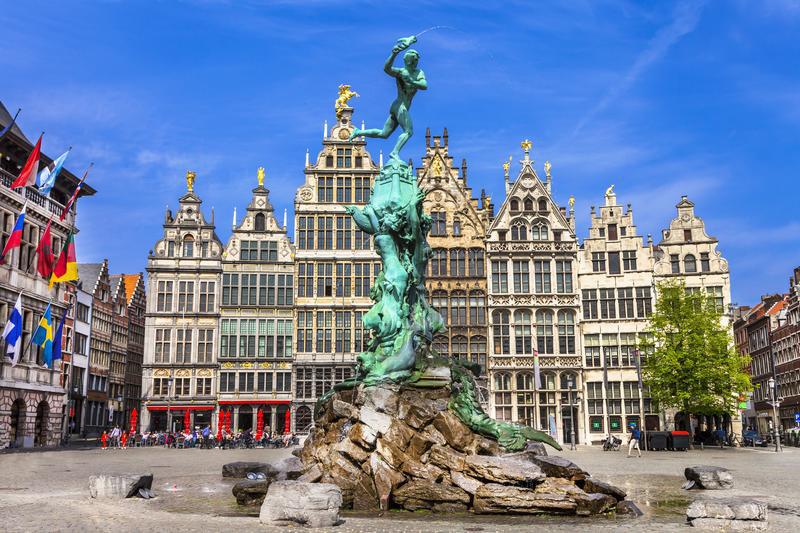 Antwerpen, Grote Markt | ANT10300