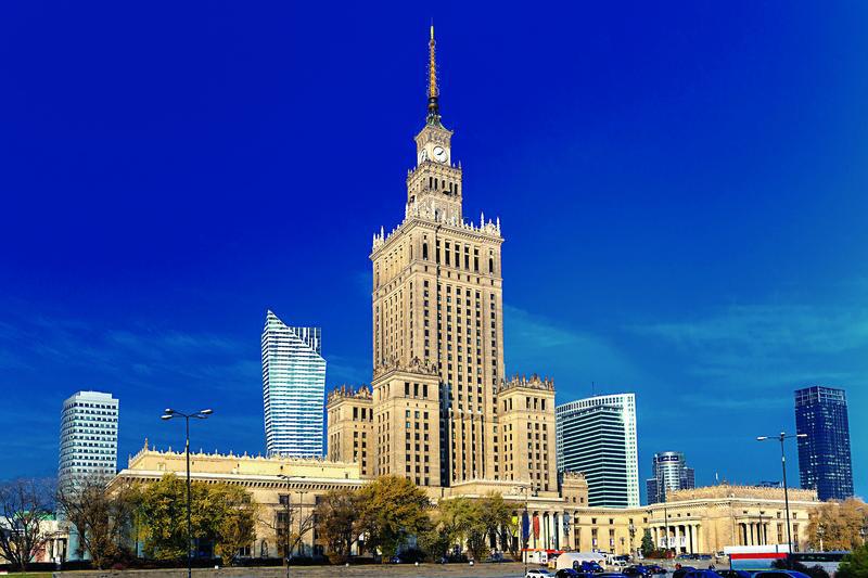 Warschau, Kulturpalast | WAW90500