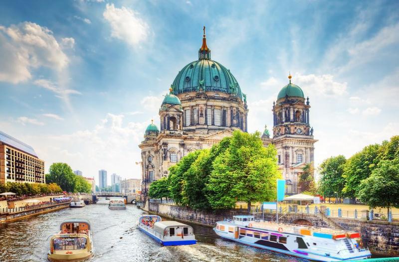 Berlin Museumsinsel | BER14550