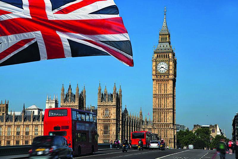 London, Big Ben | LON91500