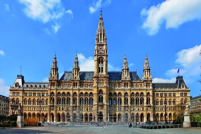 Wien, Rathaus | VIE10420