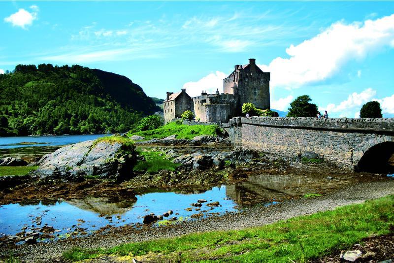 Eilean Donan Castle | BRI10100