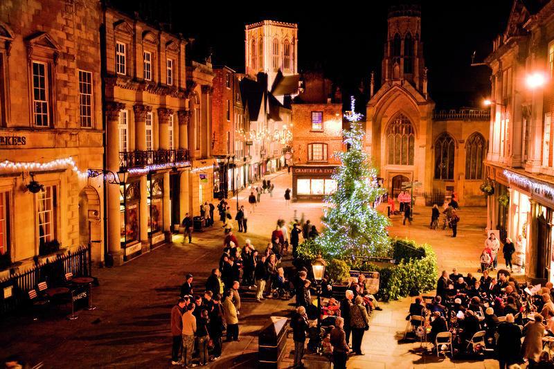 Weihnachtsmarkt York | YOR11300