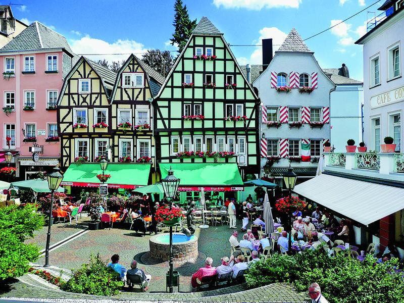 Linz am Rhein, Marktplatz | KOG10300