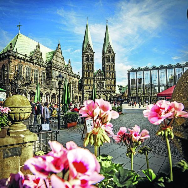 Bremen, Marktplatz | BRE13400