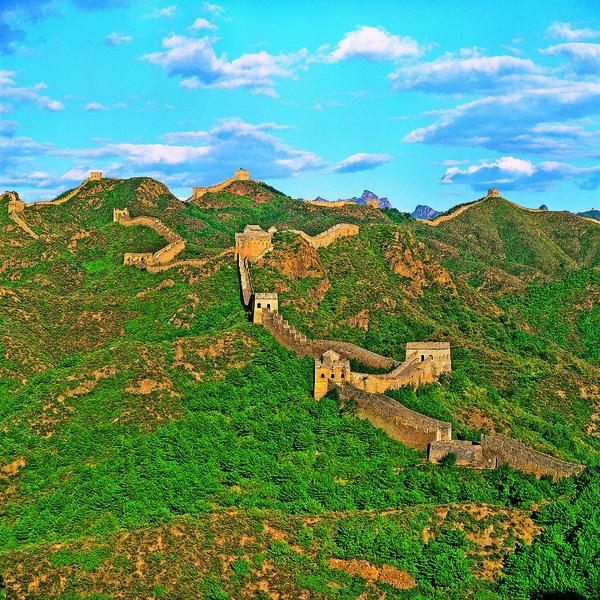 Peking, Chinesische Mauer | YAN16150