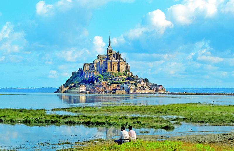 Mont St. Michel | ROU12500