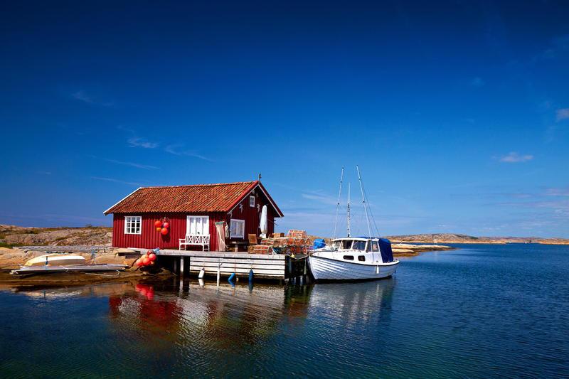 Bootshaus in Bohuslän  | WSE10800
