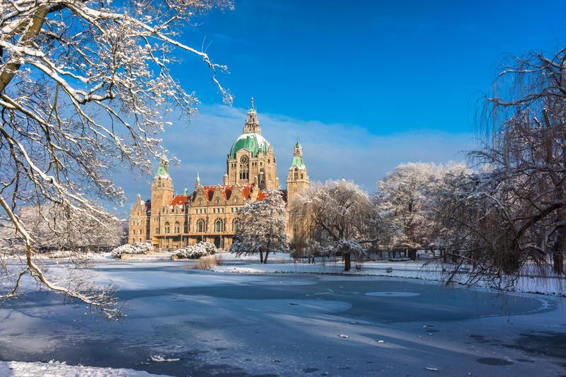 Hannover Rathaus | HAJ15400