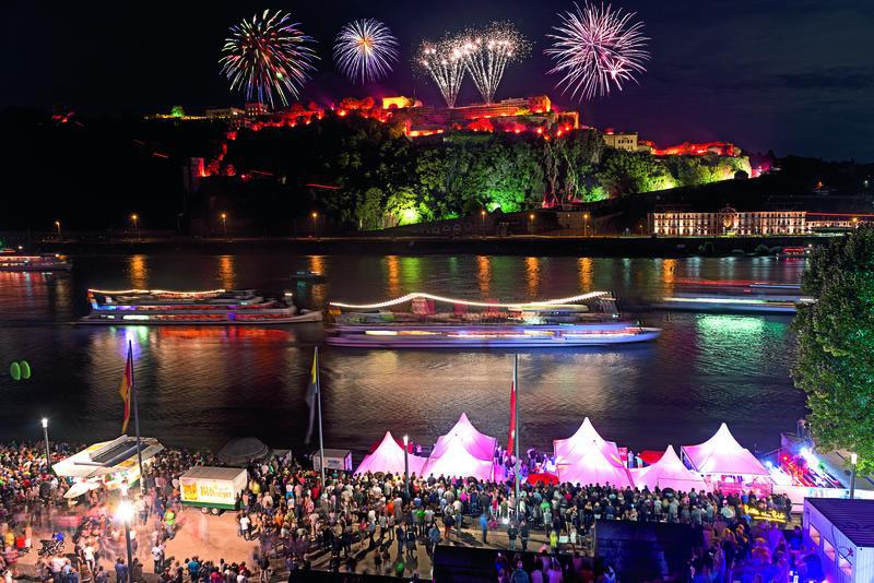 Koblenz, Rhein in Flammen | RHN22800