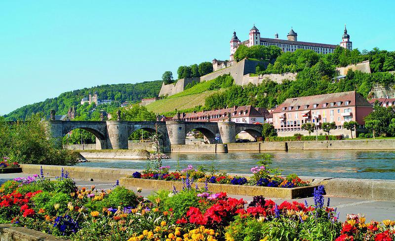 Würzburg, Festung Marienberg   RMD13800