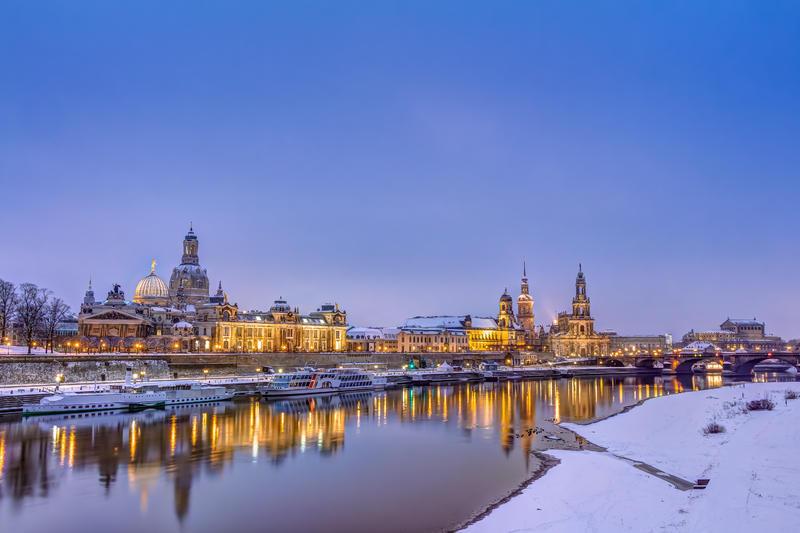 Dresden, Altstadtpanorama   DRS18410