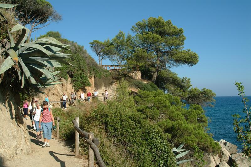 Spanien Costa Brava Wanderer | COS20100