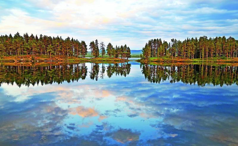 Lappland Seengebiet | UME10100
