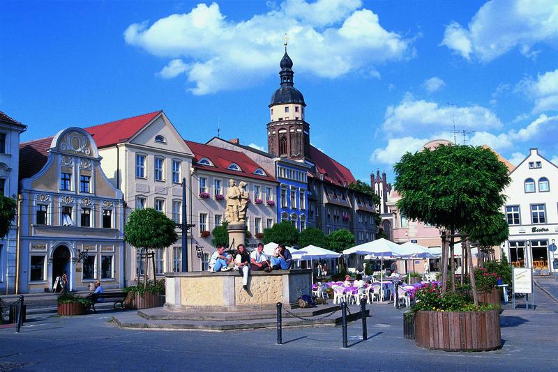 Deutschland Cottbus Altmarkt2 | COB11400