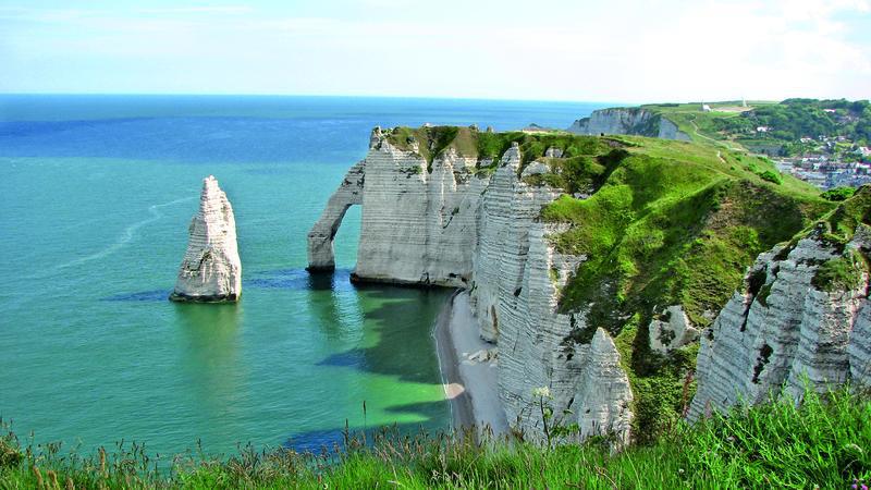 Nordfranzösische Kreideküste | SEI14800