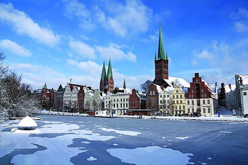 Lübeck, Obertrave | BRA13400