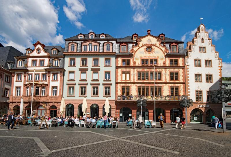 Mainz, Marktplatz | MAI10310