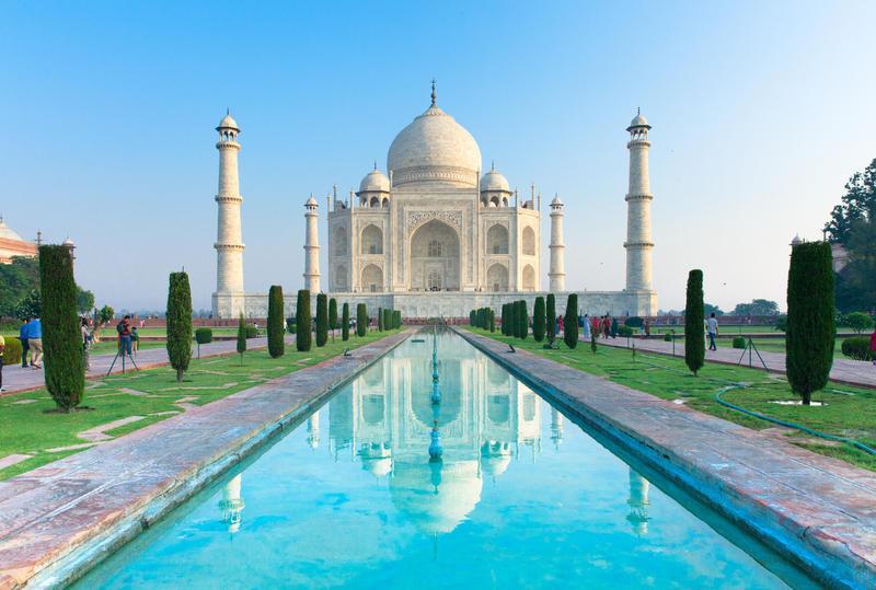 Indien, Taj Mahal | WLD10100