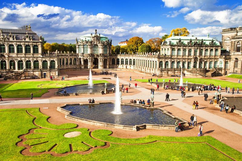 Dresden, Zwinger | DRS90410