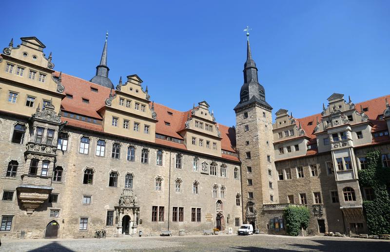 Merseburg, Schloss | SCP10300