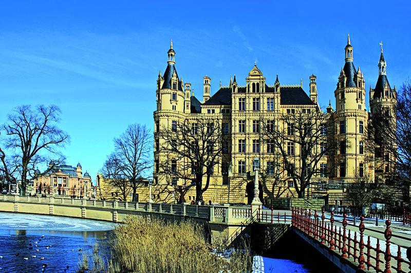 Schwerin, Schloss | SHW12440