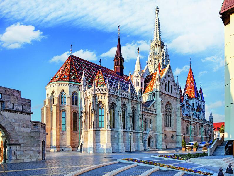 Budapest, Matthias Kirche | BUD90500