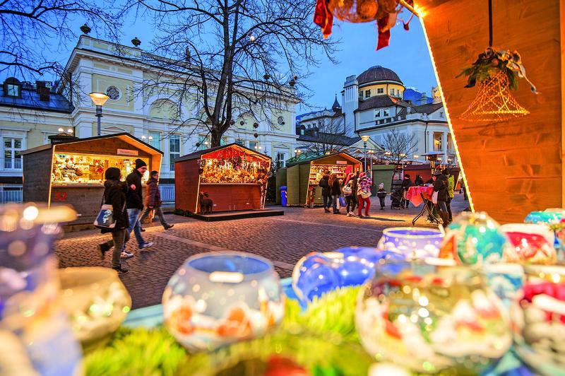 Meran, Weihnachtsmarkt | GDS11100