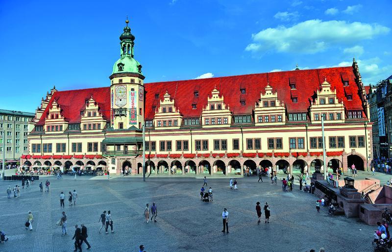 Leipzig, Altes Rauthaus