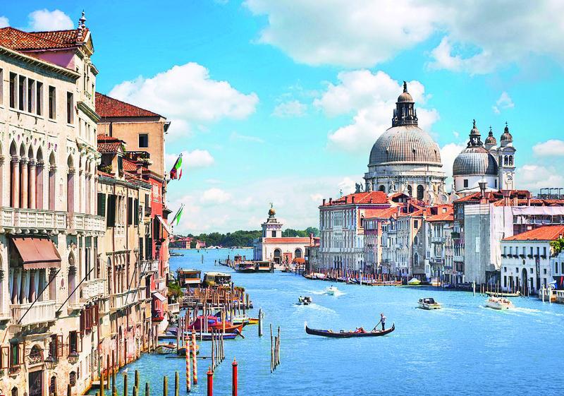 Venedig, Canal Grande | POK11800
