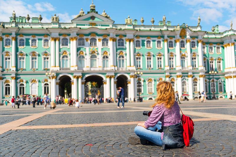 St. Petersburg, Eremitage | OSM11800