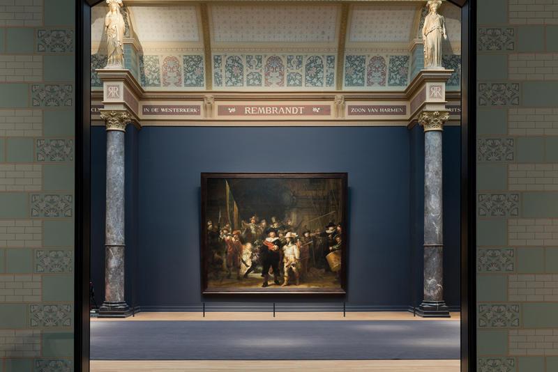 Rijksmuseum, Die Nachtwache | AMS18300