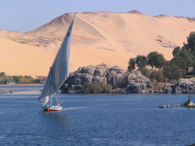 Aegypten Nil nile 495098 | NIL12100