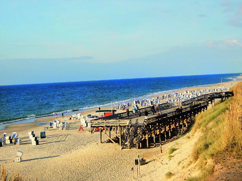 Strand von Kampen auf Sylt | BRA10300
