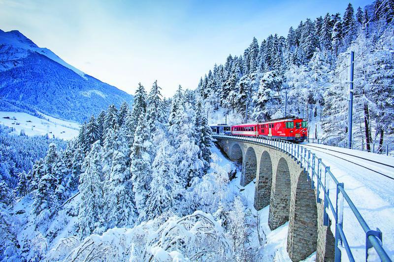 Glacier Express | LAU11550