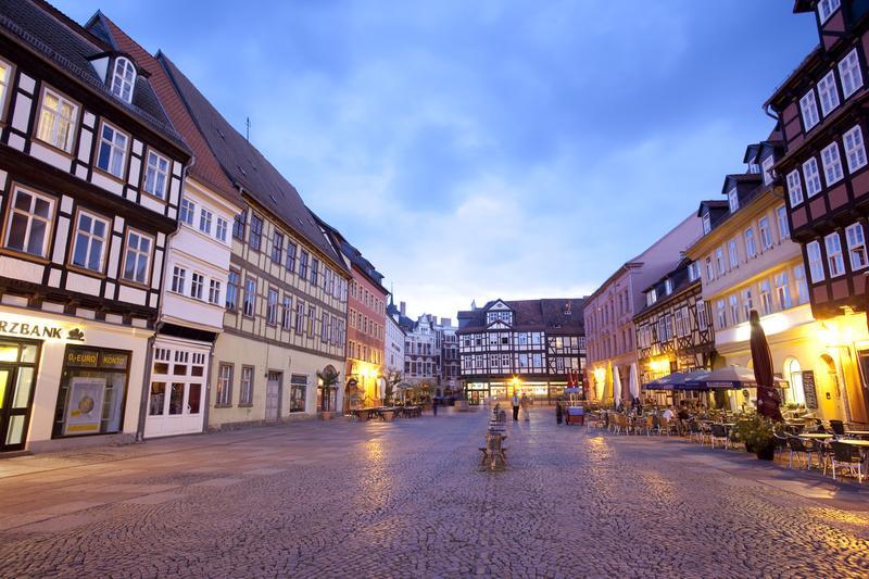 Quedlinburg, Markt | BAU16600