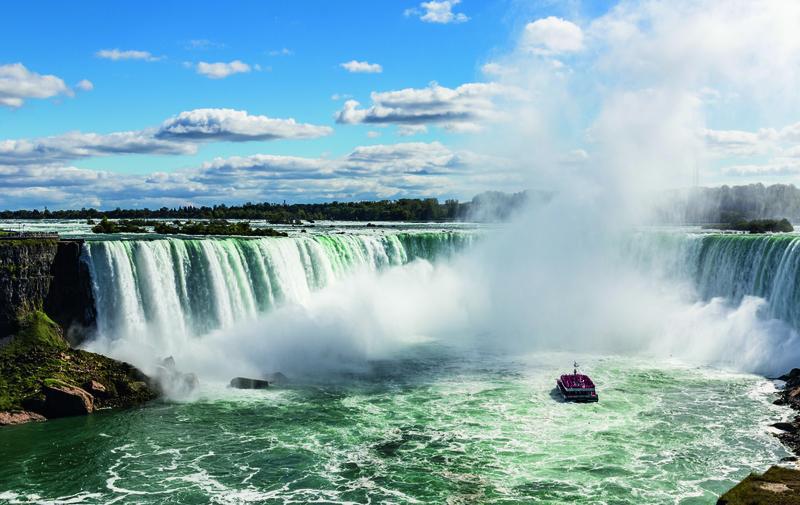 Kanada AdobeStock 193312600 Niagara Falls Von kris1138 | USA10100
