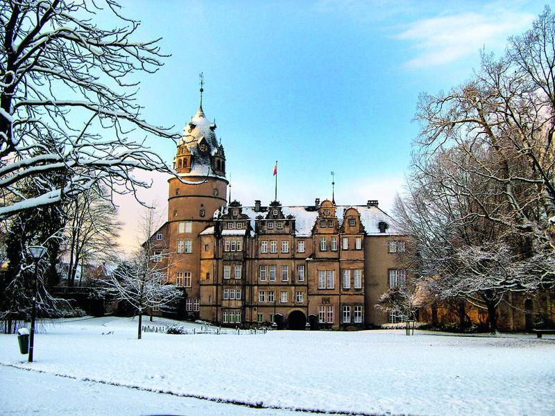 Detmold, Residenzschloss | BBG12400