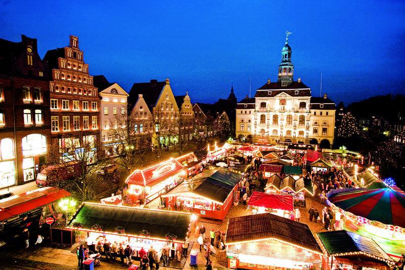 Weihnachtsmarkt in Lüneburg | LUE14300
