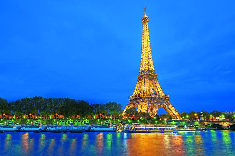 Paris, Eiffelturm | SEI18800