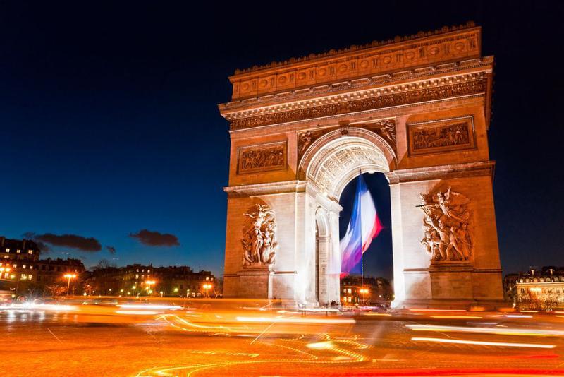 Arc de Triomphe | SEI19500