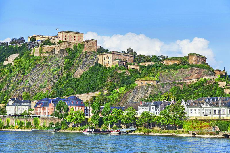 Koblenz Festung Ehrenbreitstein | RHN60120