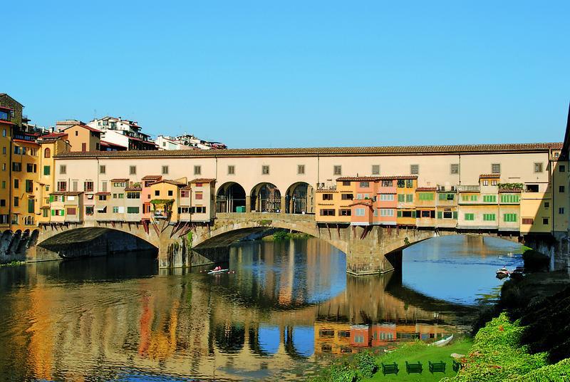 Florenz, Ponte Vecchio | FLR90500