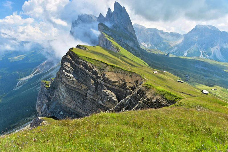 Italien Trentino Panorama | TRN10700