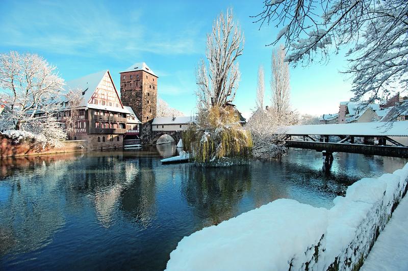 Nürnberg, Weinstadel | NED11400