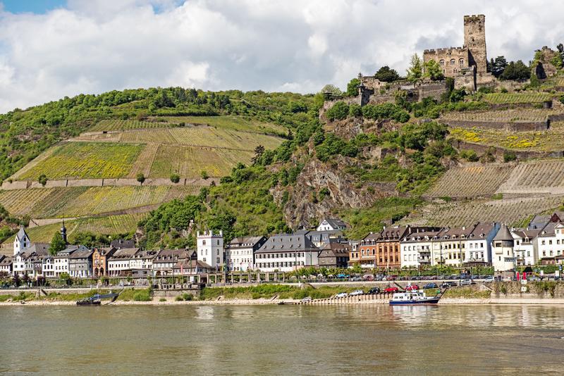 Burg Gutenfels   ASS11300