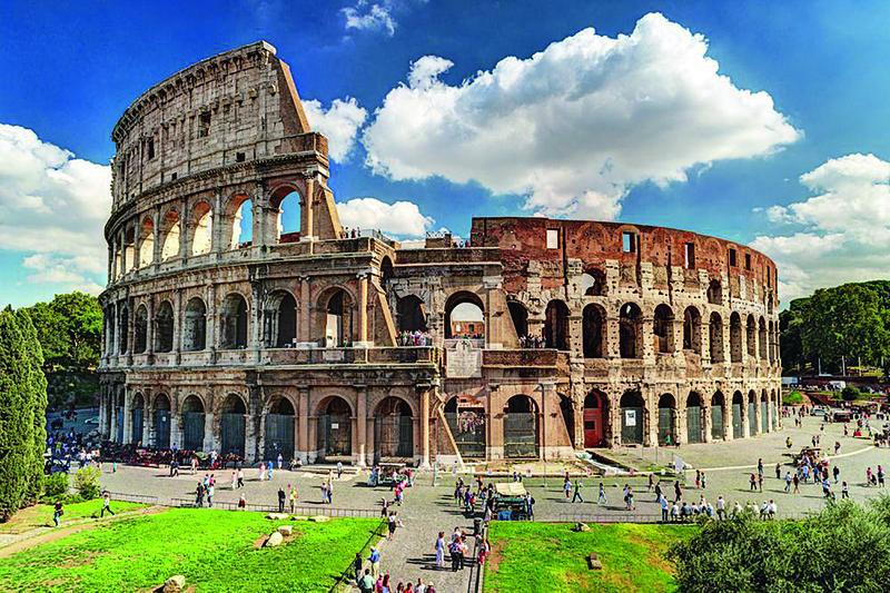 Rom, Colosseum | ROM10740